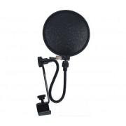 PROEL Apop50 - Filtro Antipop Per Microfono Da Studio Con Supporto