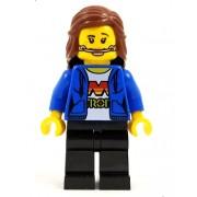njo415 Minifigurina LEGO Ninjago Movie-Nancy njo415