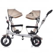 Tricicleta gemeni Chipolino 2Play