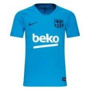 Barcelona Trainingsshirt Breathe Squad - Blauw/Navy Kinderen
