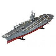 Revell Level 05130 U.S.S Nimitz CVN-68 Early 1/720 US Navy Nimitz [Parallel Import Goods]