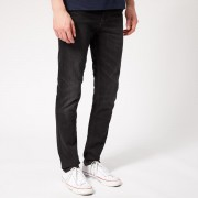 Tommy Jeans Men's Skinny Simon Jeans - Vernon Black Stretch - W30/L34 - Black