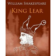 King Lear in Plain and Simple English: A Modern Translation and the Original Version, Paperback/William Shakespeare