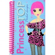 Editura Girasol - Princess Top Pocket Designs