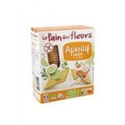 Tartine Crocante Bio Fara Gluten cu Ceapa Le Pain Des Fleurs 150gr