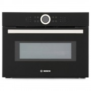 Bosch Serie 8 CMG633BB1B Built In Combination Microwave - Black