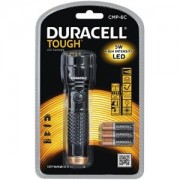 Duracell 265 Lumen TOUGH Compact Pro LED Torch (CMP-6C)