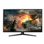 "LG 32GK850G-B, 31.5"" QHD (2560 x 1440) VA Anti Glare, 5ms, NVIDIA G-SYNC, 144Hz, 3000:1, Mega DFC, 350cd/m2, , 144Hz, HDMI, DisplayPort, USB3.0 (1up/2down) Support Quick Charge, Height, Pivot, Tilt, Headphone Out, Black"