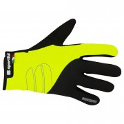 Sportful Windstopper Essential Gloves - Yellow Fluo/Black - XL - Yellow Fluo/Black
