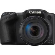 "Canon Sx430is Fotocamera Digitale Bridge 20 Mpx Display 3"" Zoom 45x Zoom Digitale 4x Video Hd Wifi Usb Sensibilità Iso 1600 Tecnologia Intelligent Is Colore Nero - Sx430 Is Bk Power Shot"