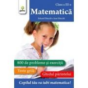 Matematica clasa a III a (ed. Gama).
