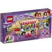 Lego il furgone degli hot dog del parco divertimenti (41129 )