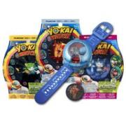 Yo-Kai Watch Montre à double projection Yo-Kai Watch Modèle U + 6 Médailles