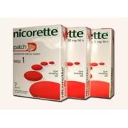 Nicorette Patch 5 mg/16 ore Plasturi Impotriva Fumatului