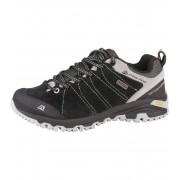 ALPINE PRO TRIGLAV PTX LOW Uni outdoorová obuv UBTH009990 černá 41