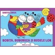 Bobita Buburuza si rudele lor - Bartos Erika