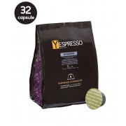 32 Capsule Yespresso Ginseng - Compatibile Dolce Gusto