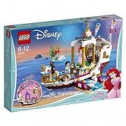 Lego disney princess 41153 ariel la barca della festa reale