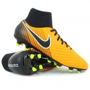 Nike magista onda ii df fg lock in, let loose - Scarpe da calcio