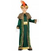 Costum Mag Verde pentru copii varsta 5- 6 ani - PartyMag