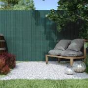 Jarolift Płotek ogrodowy PVC Standard, szer. listwy 13 mm, zielony, 100x500cm