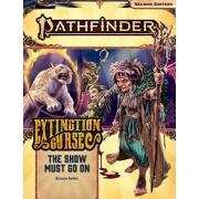Tondro, Jason Pathfinder Adventure Path: The Show Must Go on (Extinction Curse 1 of 6) (P2)