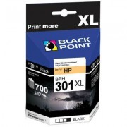 BLACK POINT Tusz BLACK POINT BPH301XLBK Czarny Zamiennik HP CH563EE