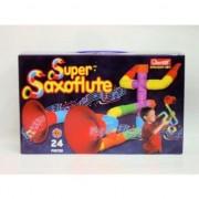 Joc creativ pentru Quercetti Super Saxoflaut, 24 piese