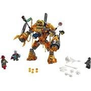 LEGO Super Heroes 76128 Olvasztár csatája