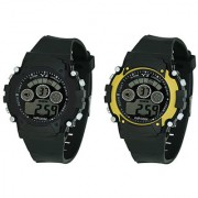 Grandson Stylist combo of 2 digital watches For Kids