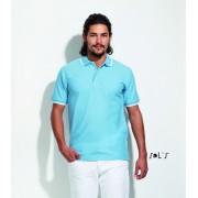 Polo PRACTICE MEN 11365 manga corta golf para hombre. Sol´s
