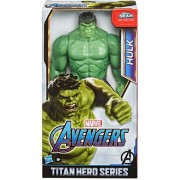 Figura Hulk Avengers Titan Hero Marvel - Hasbro