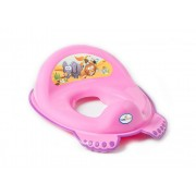 TEGA BABY Adaptér na WC Safari - ružový