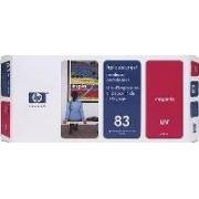 HP Testina per stampa magenta 83 C4962A