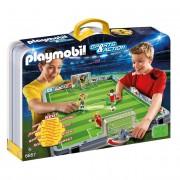 Playmobil Mala Campo de Futebol