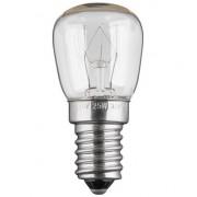 E14 lampa ugn och Högtemperatursarmatur 25W 230V 2200K 26x56mm