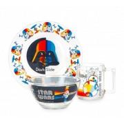 Набор для завтрака 3 предмета ОСЗ Star Wars 18C2055SW
