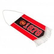 Manchester United FC mini zászló 16x10cm