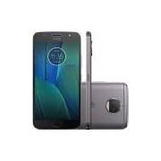 Smartphone Motorola Moto G5S Plus, Octa-Core, 32GB, TV, Dual Chip, Platinum - XT1802