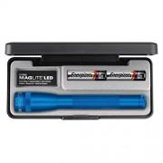Maglite Mini LED 2-Cell AA Flashlight in Presentation Box, Blue