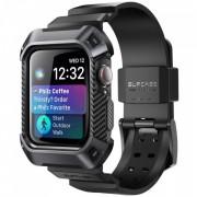 Калъф Supcase Unicorn Beetle Pro - Apple Watch 4 44mm черен