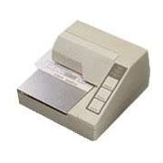 Epson TM-U295 Impact slip printer 2.1 lps Parallel interface (cable and power supply not included) White C31C178242