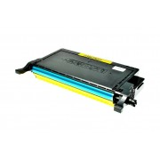 Italy's Cartridge TONER CLP 660 GIALLO COMPATIBILE PER SAMSUNG CLP610D ND 660ND Clx6200ND 6240FX CLP-Y660B CAPACITA' 5.000 PAGINE