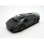 1:43 Scale Lamborghini Gallardo Superleggera Grey Diecast Car Model