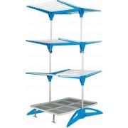 Meliconi Stendimeglio 60 ruhaszárító állvány kék - 701901