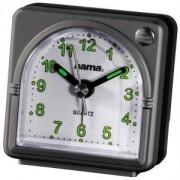 Часовник- Будилник A20 - аналогов циферблат, HAMA-92644