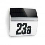 Steinel XSolar LH-N číslo domu LED světlo, nerezová ocel