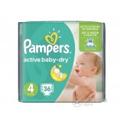 Pampers Active Baby Carry pack pelene maxi 36 komad