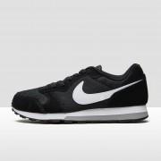 NIKE Md runner 2 sneakers zwart/wit kinderen Kinderen - zwart/wit - Size: 35 5