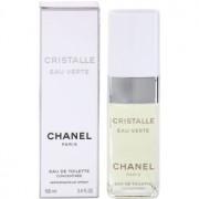 Chanel Cristalle Eau Verte Concentrée Eau de Toilette für Damen 100 ml